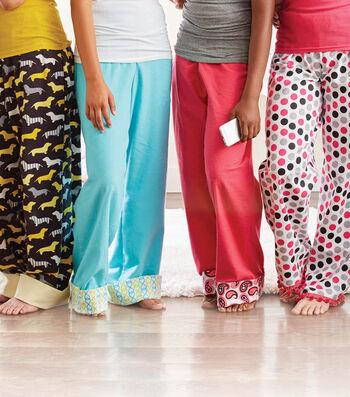 Fleece & Flannel PJ Pants