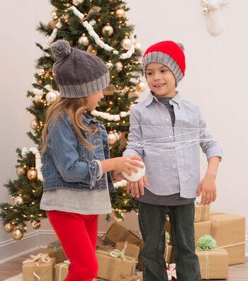Two-Tone Kids' Hats