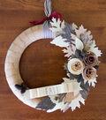 BARC Wood Fall Wreath