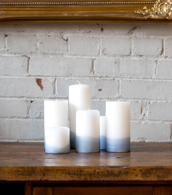 How To Make Dip-Dyed Candles