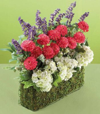 Mossy Meadow Floral Arrangement