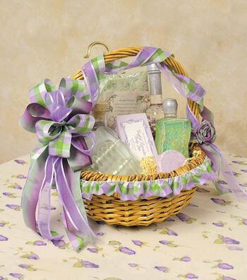 Ribbons & Ruffles Gift Basket