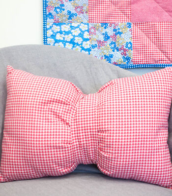 How To Sew A Creating New Traditions Bow Pillow