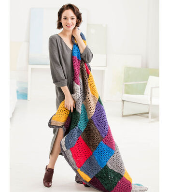 Crochet A Tonal Blanket