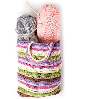 How To Crochet A Bonbons Day Bag