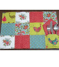 Birds of Provence Placemat
