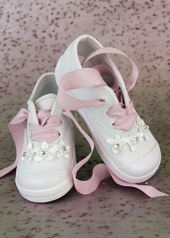 Grosgrain Glitz Shoe Lace