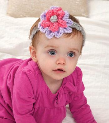 Bloomin' Baby Headband