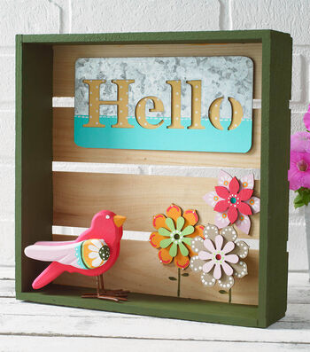 How To Make A Hello and Palette Sign
