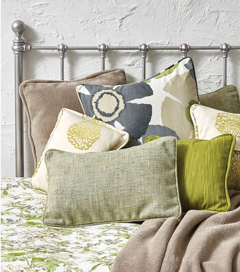 How To Make Envelope Back Pillows with Cording