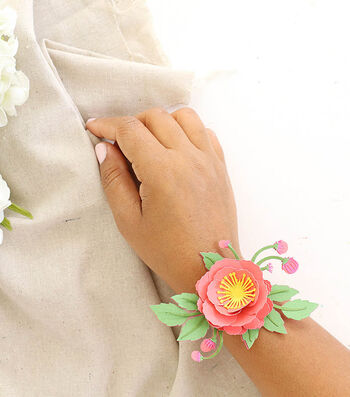 Make A Mother's Day Corsage