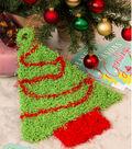 Christmas Tree Scrubby