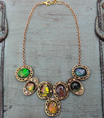 How To Make A Pot Of Gold Necklace