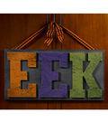 EEK! Sign
