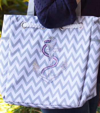 Make An Anchor Tote Bag