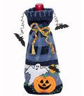 3-D Halloween Bottle Sleeve