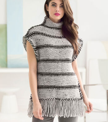 How To Knit the Wool-Ease Camano Island Topper