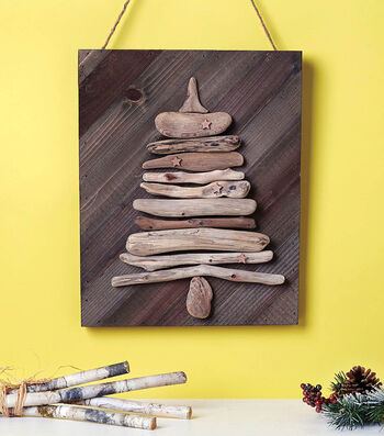 How to Make a Driftwood Pallet