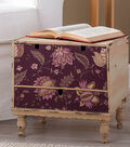 Fabric Drawer Accent Furniture