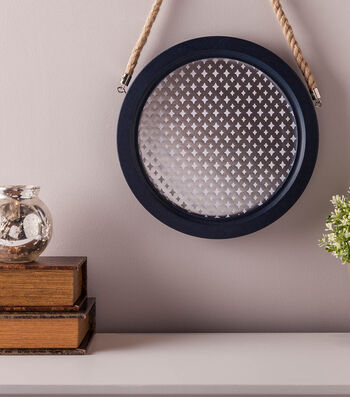 How To Make Patterned Wall Art