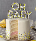 Baby Reveal Cake