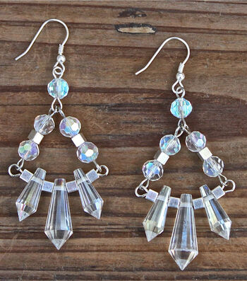 How to Make Icicle Earrings
