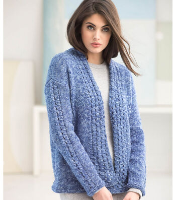 How to Knit A Lille Cardigan