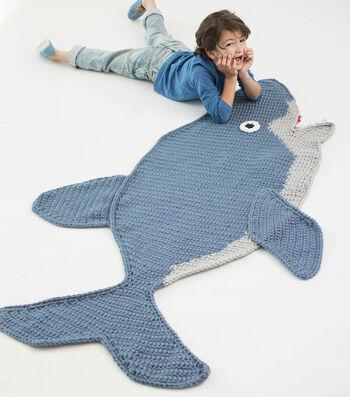 How To Crochet A Shark Afghan
