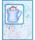 House Mouse Keep Warm Card