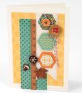 Fall Hexagon Card