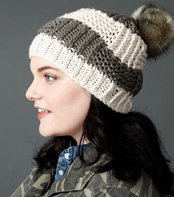 How To Knit A Box Stitch Hat
