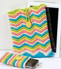 Bright Stripes Tablet and Phone Cover