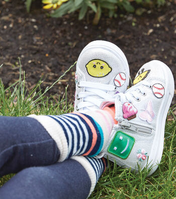 Patch Sneakers