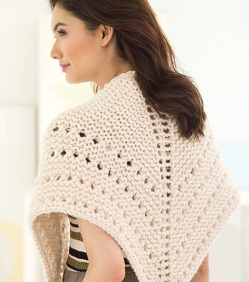 How to Knit A Lady Violet's Shawl