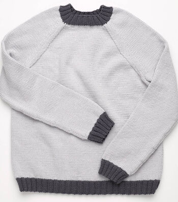 How To Knit A Merino Tween's Pullover