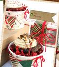 Christmas Cupcake Treat Cups & Gift Box