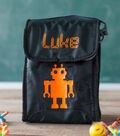 Robot Lunch Tote