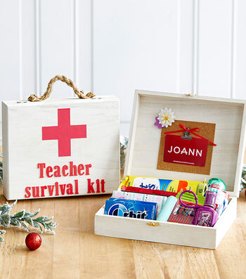 How To Make A Teacher Survival Kit