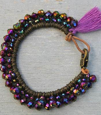 Learn How To Make a Mystic Bracelet