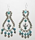 Crystal Waters Earrings
