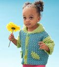 Gathering Leaves Crochet Cardigan