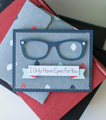 Make A I Only Have Eyes For You Card