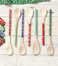 Holiday Wooden Spoons