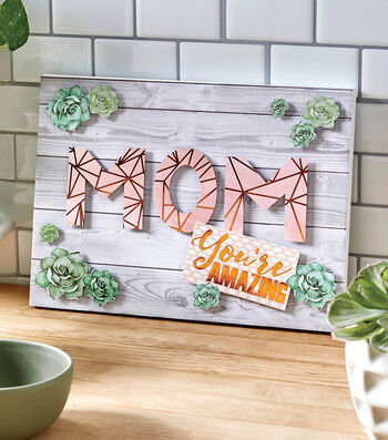 How To Make Canvas Art Gifts