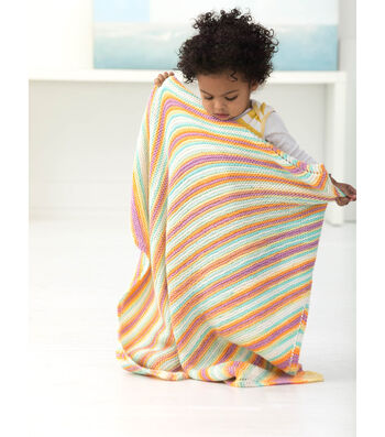 Make A Kerry Baby Afghan