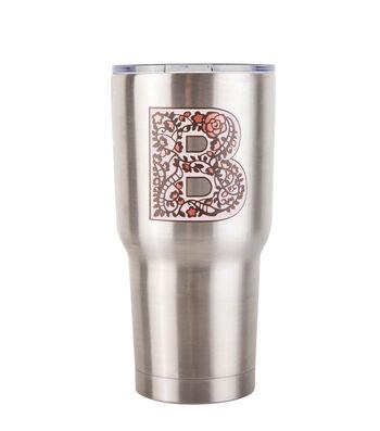 Make A Monogram Coffee Mug