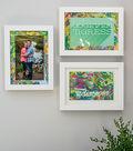 DIY Marbled Gallery Wall Frames