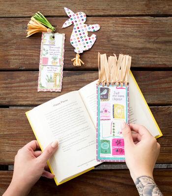 How To Make Swarovski® Embellished Bookmarks