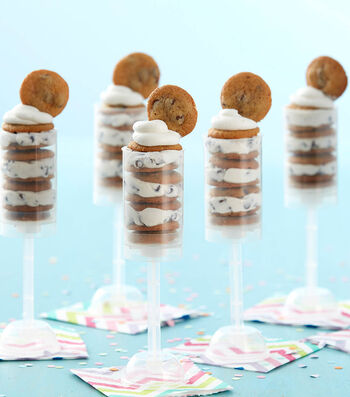How To Make Chocolate Chip Cookie Pops