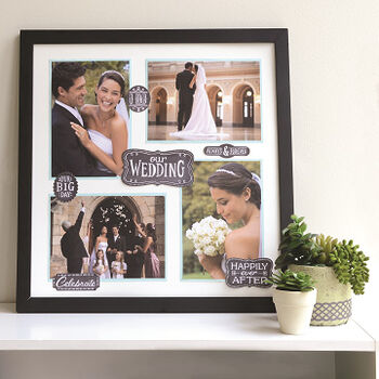 Sticko Wedding Frame